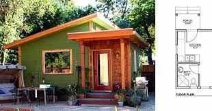 Simple Efficient House Plans 6 Tiny Home Floor Plans With Simple But Efficient Kitchens