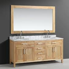 Mission Style Bath Vanity Best Double Bathroom Vanities Faitnv Com