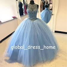 baby blue quinceanera dresses baby blue gown quinceanera dresses beaded prom pageant