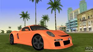 porsche ruf ctr3 ruf ctr3 for gta vice city