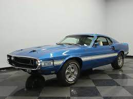 1969 mustang gt500 for sale acapulco blue 1969 ford mustang shelby gt500 for sale mcg