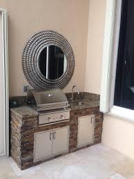 Eldorado Outdoor Fireplace by Outdoor Kitchens Brick America