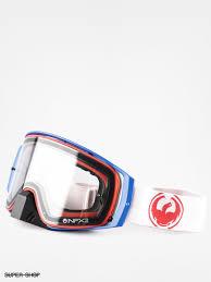 dragon motocross goggles cross goggles nfx2 mx crimson clear 10pkto shld