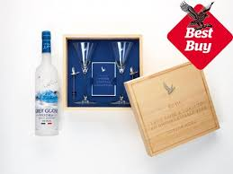 Grey Goose Gift Set 10 Best Alcoholic Christmas Gifts The Independent