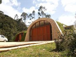 Green Homes by A Hobbit Home Of Your Own Hilly Grass Covered Prefabs