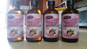 the maracuja oil at my local whole foods type market wasn u0027t