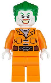Prison Jumpsuit Bricklink Minifig Sh061 Lego The Joker Prison Jumpsuit