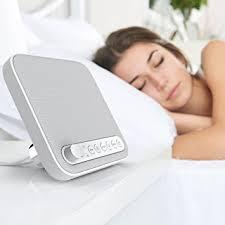 amazon white noise fan amazon com wave premium sleep therapy sound machine soothing all