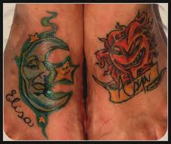 25 remarkable sun and moon tattoos slodive