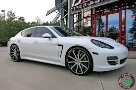 Porsche Panamera Black Rims - porsche road force wheels