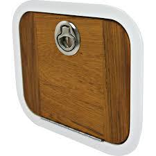 teak boat door build your own