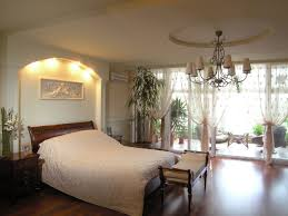bedroom lighting fixtures with ceiling lamp and wall