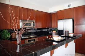 Kitchen Pictures Cherry Cabinets Pictures Of Kitchens Traditional Medium Wood Kitchens Cherry