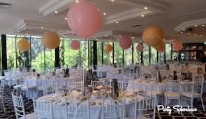 balloon table centrepieces and bouquets u2013 party splendourparty