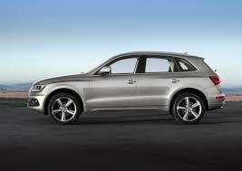 Audi Q5 2015 - 2013 audi q5 the updated high performance suv