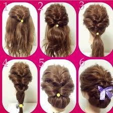step to step hairstyles for medium hairs braid hairstyle for shoulder length hair