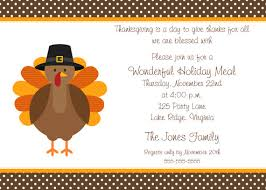 printable thanksgiving dinner invitation