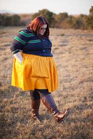 s extended calf boots yellow skirt idea plus great post about wide calf boots