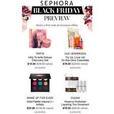 sephora black friday 2017 deals coupons sale blackfriday