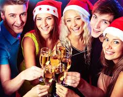 Christmas Party Night - christmas party night with entertainment by fusion