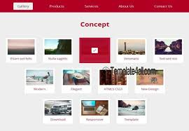 download layout html5 css3 html5 css3 gallery template download