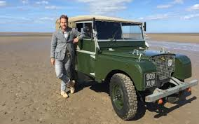 land rover vintage ben fogle how land rover u0027s greatest started with a sketch in the sand