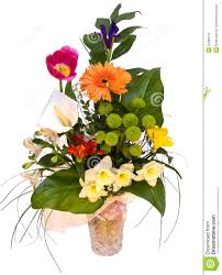 beautiful bouquet of spring flowers stock photos image 20385213