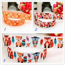 fox ribbon online get cheap owl grosgrain ribbon aliexpress alibaba