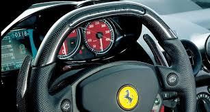 enzo steering wheel of enzo lamborghini gallardo corvette z06 going