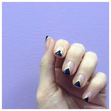 at home gel nail polish tutorial tips pretty gossip