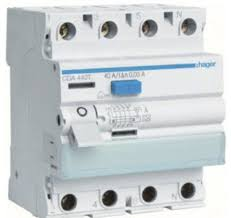 hager safety switches rcd 2 pole u0026 4 pole 40amp rcd sparky