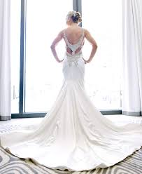 pre owned wedding dresses daring open back wedding dresses preowned wedding dresses