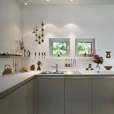 ideas for kitchen wall wall decor painted spoon cheap kitchen wall ideas