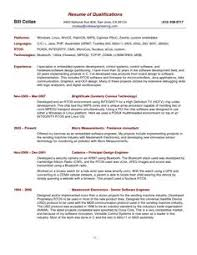 Job Skills Resume by Format Of Resume For Job Application To Download Data Sample