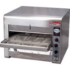 Conveyor Toaster Oven Dough Production Conveyor Bake Toast