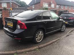 lexus cars newbridge edinburgh volvo s40 d5 2 5 diesel 2008 mot u0026tax needs tlc bargain