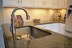 Brushed Nickel Faucet Kitchen by Garbage Disposal Air Switch Kitchen Traditional With Arabesque