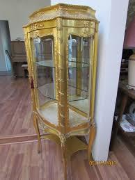 Curio Cabinets Ebay Curio Cabinet Best Antique Curio Cabinet Images On Pinterest