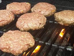 jucy lucy stuffed american bacon cheese burgers tailgatemaster com