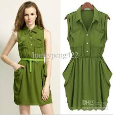 blue green casual dress dress on sale