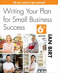writing your plan for small business success solutions manual for