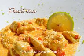 plats rapides à cuisiner recette du poulet coco petits plats entre amis
