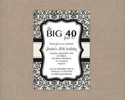 40th birthday invitation free printable u2013 orderecigsjuice info