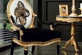 Black And Gold Upholstery Fabric Luxury Furniture Brands Sofa Design Luxury Italian Furniture