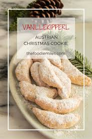 3 christmas cookie recipes from switzerland germany and austria