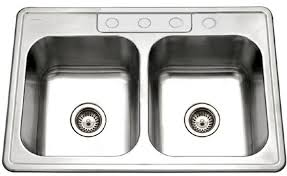 Cheap Stainless Steel Sinks Kitchen by Attractive Double Basin Stainless Steel Sink 15 Functional Double