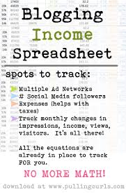 Debt To Income Spreadsheet My Blog Revenue Spreadsheet