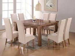 Square Dining Table And Chairs Home Design Clubmona Magnificent 8 Chair Square Dining Table