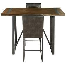 industrial style pub table industrial pub table hilal industrial live edge pub table industrial