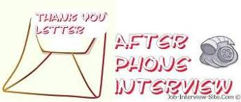 brilliant ideas of send thank you letter for phone interview in